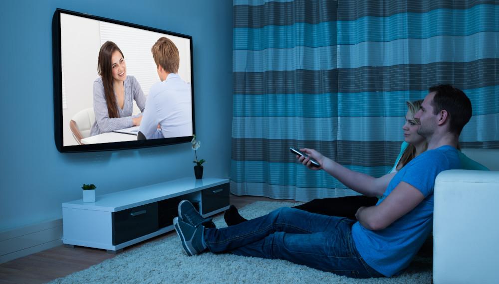 dimensioni televisore tv