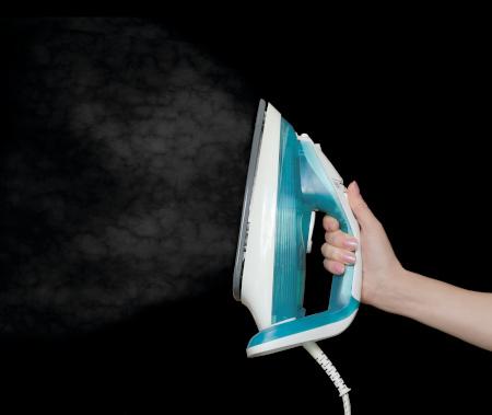 Come pulire il ferro da stiro
