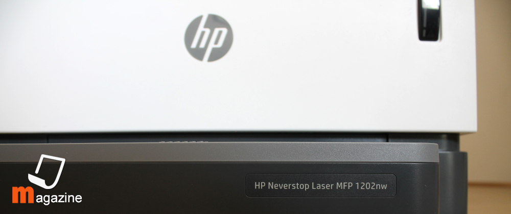Stampante laser HP Neverstop 1202 nw recensione