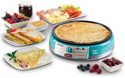 Crepiera Ariete Crepes Maker Party Time 202