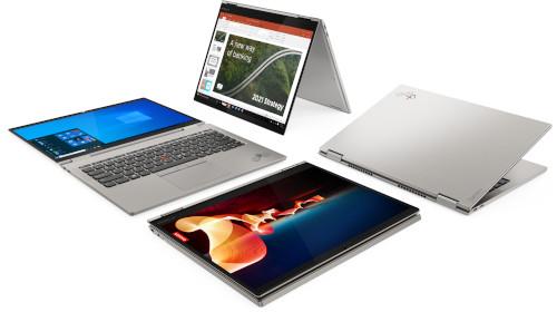 Notebook Lenovo X1 Titanium Yoga al CES 2021