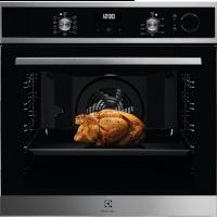 Miglior forno incasso multifunzione a vapore Electrolux SteamCrisp EOC5H40X