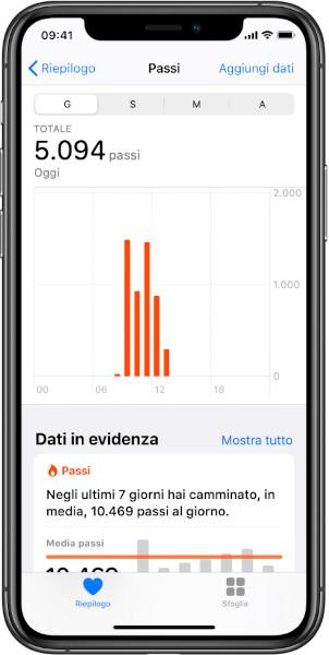 app salute iphone