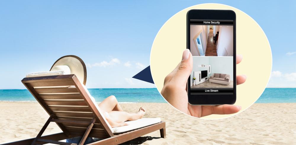 telesorveglianza fai da te app per videosorveglianza android