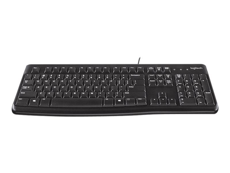 Kit tastiera mouse Logitech Mk120 920-002543