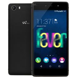 Smartphone Wiko Fever Black FEVERG Telefono Cellulare Android 5.1 (Lollipop)