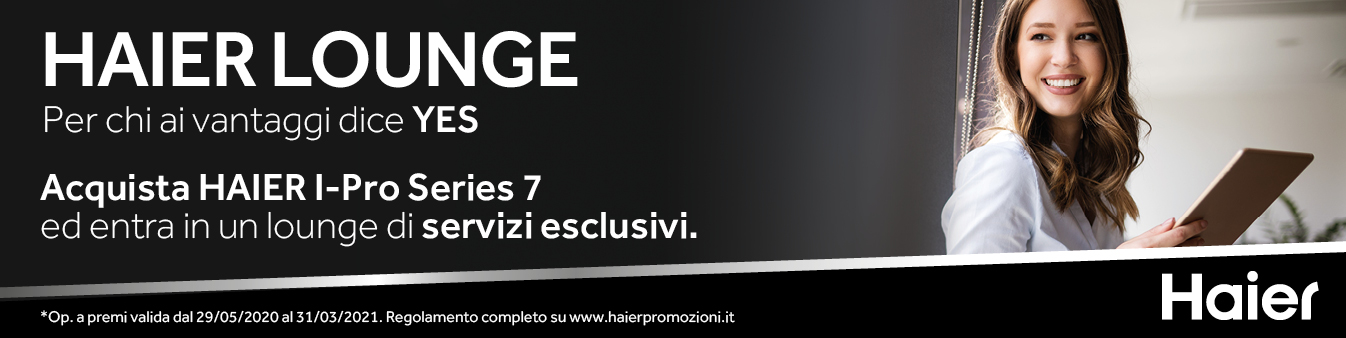 Haier Lounge