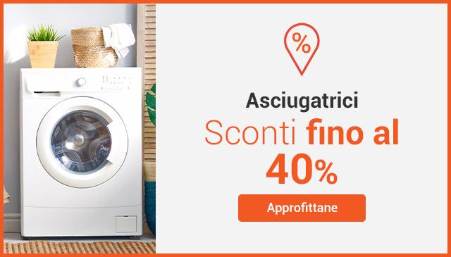 Asciugatrici -40%