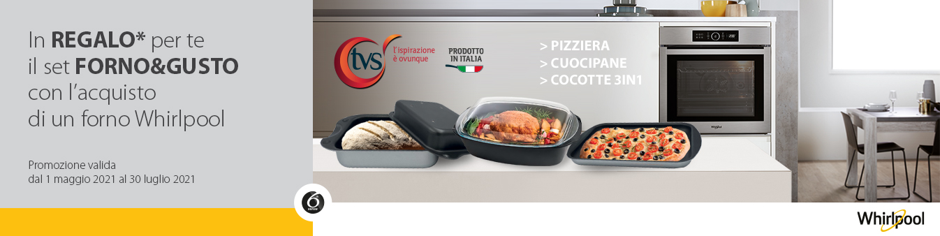 Whirlpool Forno&Gusto