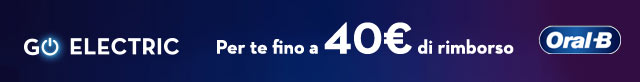 Oral B cashback 40 euro