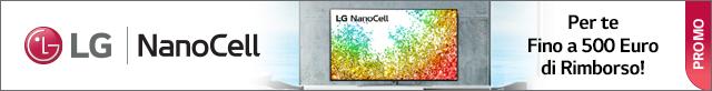 TV LG Nanocell cashback