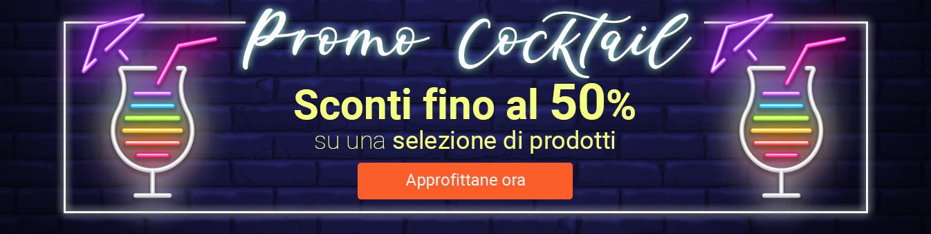 Promo Cocktail -50%