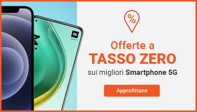 Smartphone 5G Tasso Zero
