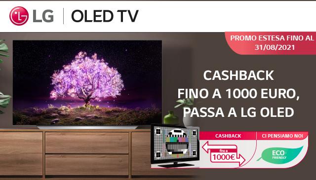 Passa a LG OLED TV