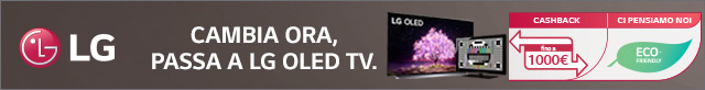 LG TV cambia ora