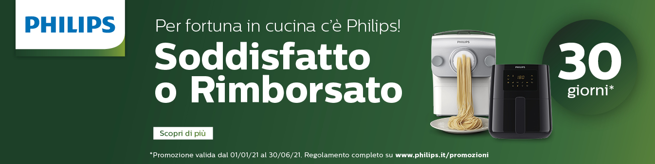 In cucina con Philips