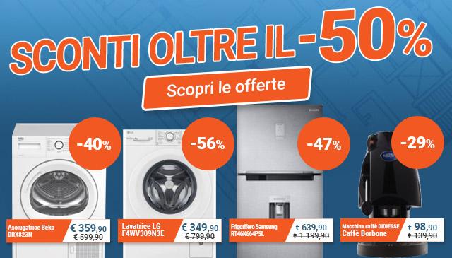 Speciale Casa -50%
