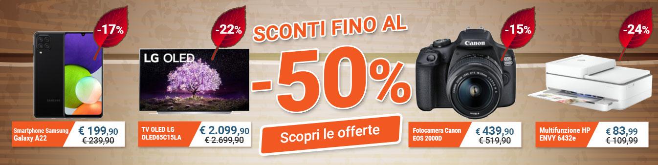 Fuoritutto -50%