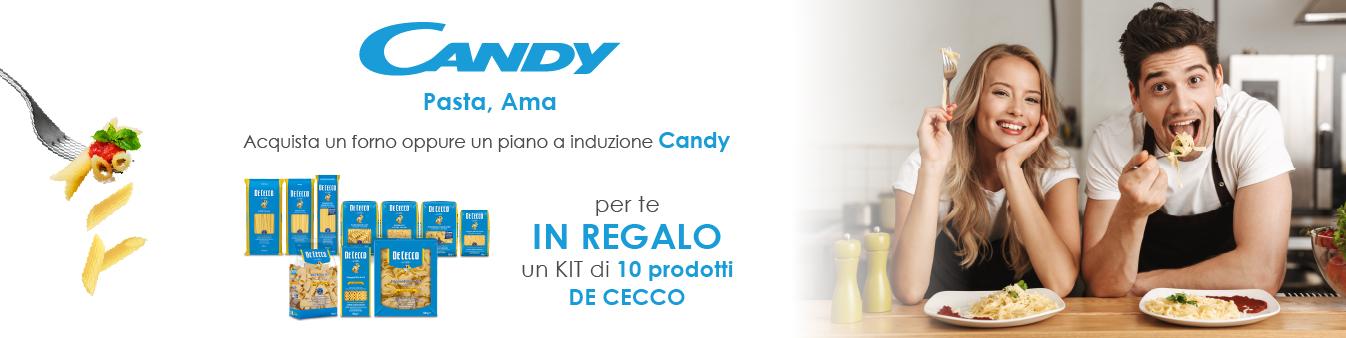 Candy regala DeCecco