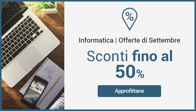 Informatica -50%