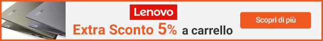 Lenovo - Extra sconto 5%