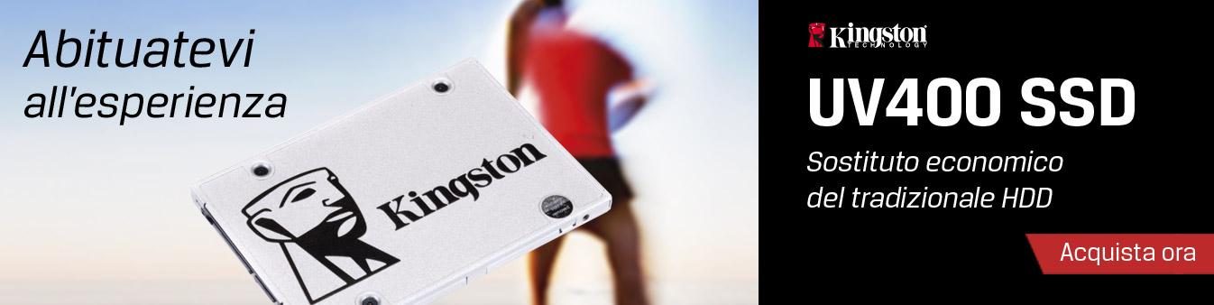 Kingston SSD UV400