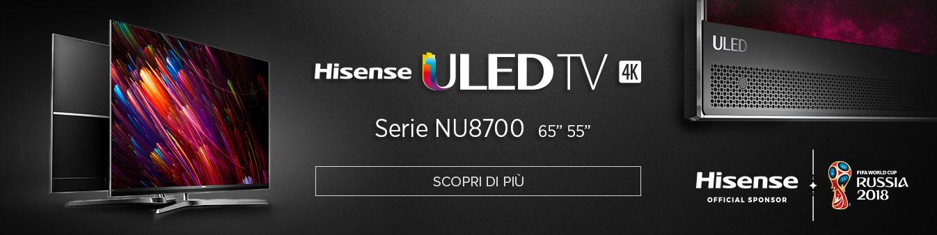 Hisense ULED TV 4K