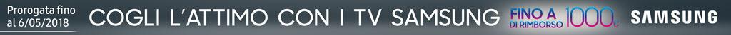Samsung TV - Cogli l'attimo