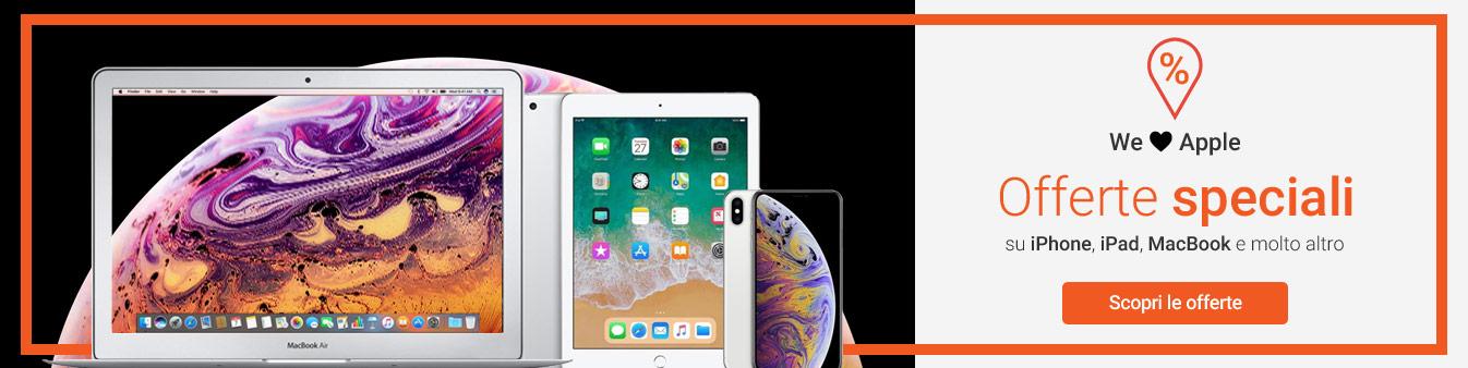 Apple: offerte speciali