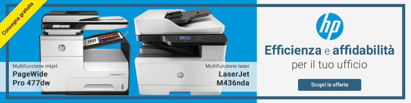 Multifunzione HP: offerte