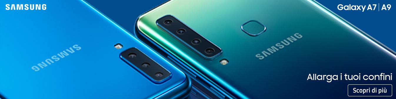 Samsung A7 e A9