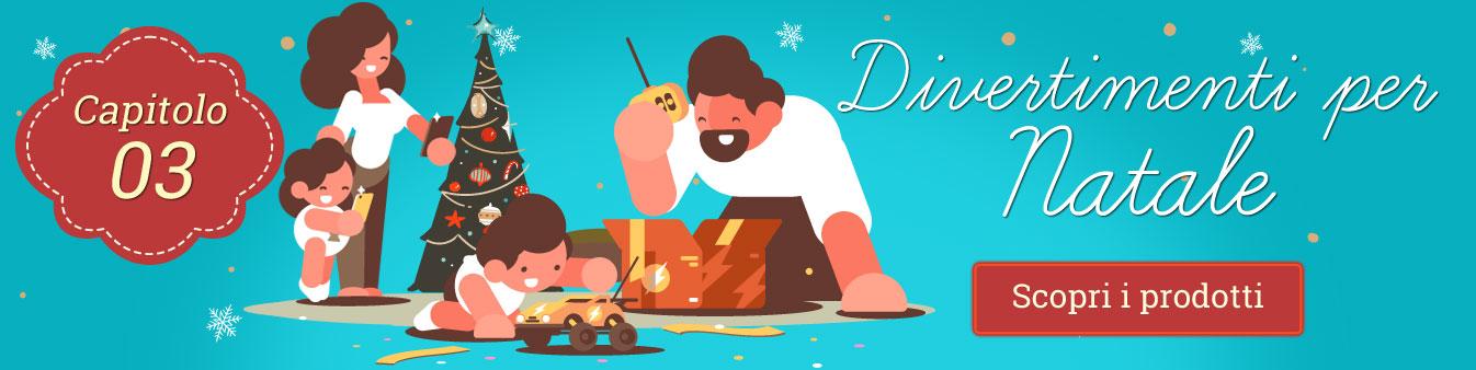 Guida al Natale: divertimenti