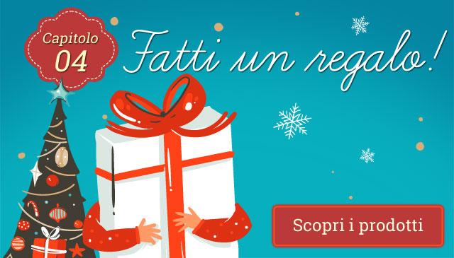 Guida al Natale: fatti un regalo