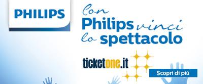 Con Philips vinci lo spettacolo