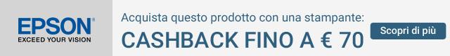 Epson - Offerte cash back multipack