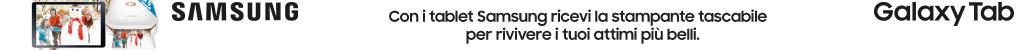 Acquista Samsung e ricevi Sprocket
