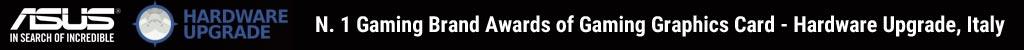 ROG - N.1 Gaming Brand Awards of Gaming graphic card
