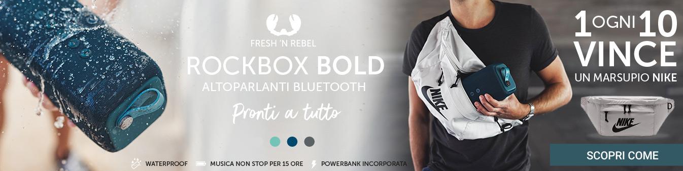 Fresh 'n Rebel Rockbox Bold