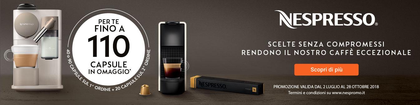 Nespresso Promo Capsule