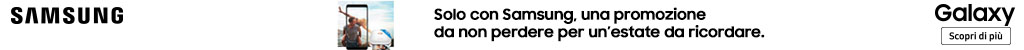 Promozione Samsung Galaxy & HP Sprocket