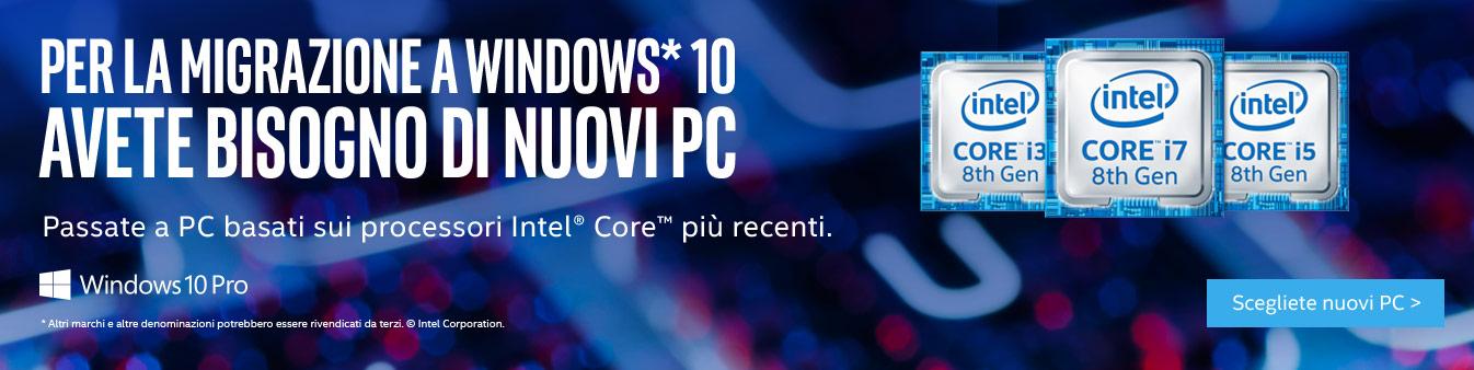 Processori Intel Generazione 8
