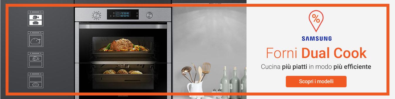 Elettrodomestici da incasso - Piani cottura, Forni da incasso ...