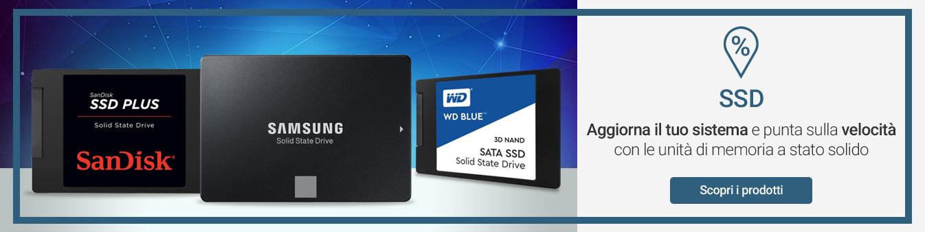 Unità di memoria SSD