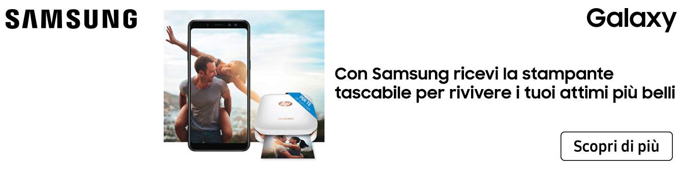 Samsung regala HP Sprocket