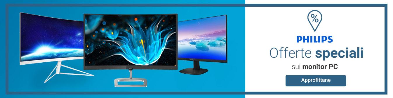 Monitor Philips in offerta