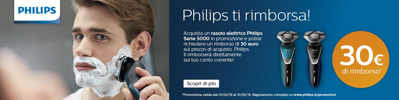 Philips ti rimborsa