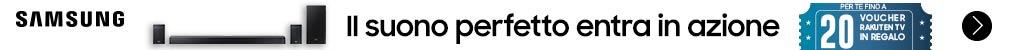 Samsung: il suono perfetto entra in azione