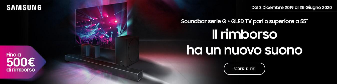 Samsung TV QLED -500¤