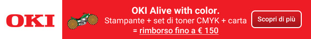 oki - alive with colour