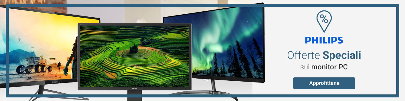 Monitor Philips Sconti 60%